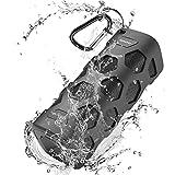 Bluetooth Lautsprecher, Duale Bass-Treiber Bluetooth Box, 24h Spielzeit und 20W Bluetooth Drahtloser...