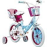 Disney Kinderfahrrad 14 Zoll Mädchenfahrrad Frozen ab 3,5 Jahre Kinder Fahrrad