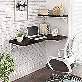 Wmb Eckklapp-Computertisch, Wand-Esstisch , Arbeitsschreibtisch Arbeitsstation für...