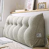 Wedge Pillow Bed Wedge Pillow Sofa Rückenlehne Kopfkissen,Keilkissen, Rückenkissen, Fernsehkissen,...