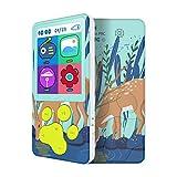 MP3 Player Kinder Blau 8 GB Farb-Display MP3 Player mit Lautsprecher, FM Radio, Tastensperre E-Book...