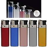 Feuerzeug Modell Sidekick Metallic Color als Normal- oder Pfeifenfeuerzeug 3-Fach verstellbar 0, 45,...