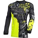 O'NEAL   Motocross-Jersey Langarm   Kinder   MX Enduro   Gepolsterter Ellbogenschutz, V-Ausschnitt,...