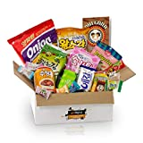 Dalgona-Box mit 20 koreanischen Süßigkeiten - Ausgewählter Mix aus vielseitigen Snacks &...