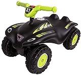 BIG-Bobby-Quad-Racing - Kinderfahrzeug mit Geheimfach und Kniemulde für ältere Kinder, 27 cm...