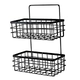 VANKOA Badregal Organizer Storage Küchenregal Für Küchenschränke Badezimmer