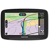TomTom Navigationsgerät Via 52 (5 Zoll, Stauvermeidung dank TomTom Traffic, Karten-Updates Europa,...