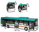 alles-meine.de GmbH Stadtbus / Linienbus Bus - Irisbus Citelis - Auto Modell Maßstab 1/43 - Türen...