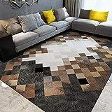 Abstrakte Kunst Teppich Für Wohnzimmer Schlafzimmer rutschfeste Bodenmatte Mode Küche Teppich...