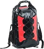 Semptec Urban Survival Technology Rucksack waserdicht: Wasserdichter Trekking-Rucksack aus...