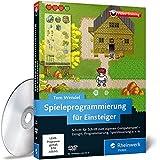 Spieleprogrammierung fr Einsteiger, Steuerung, GUI, Grafik, Konzeption, Entwicklung und vieles mehr