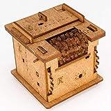 iDventure Cluebox - EIN 60 min Escape Room in Einer Box. Schrödingers Katze. 3D Puzzle - Denkspiel...