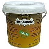 Hubey Bat-Guano - 100% Fledermauskot - Fledermausdünger - biologischer Naturdünger - für...