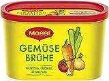 Maggi Bouillon Gemüsebrühe, 6er Pack (6 x 272 g)