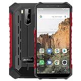 Outdoor Smartphones Ohne Vertrag, Ulefone Armor X3 Handys 5,5-Zoll IP68/IP69K Wasserdicht, 2GB +...