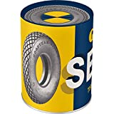 Nostalgic-Art Retro Spardose Goodyear Service – Geschenk-Idee für Auto-und Motorrad-Fans,...