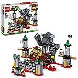 LEGO71369SuperMarioBowsersFestung–Erweiterungsset, Bauspiel