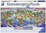 Ravensburger Puzzle 16698 - Wunder der Welt - 2000 Teile