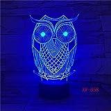 olwonow 3D led nachtlicht Desktop nachtlicht nachtlicht dekor Lampe Dekoration Geschenk Weihnachten...