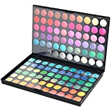 120 Farben Lidschatten-Palette 120-Farben-Lidschatten-Paletten Make-up-Kit Box 120-01#...