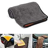 ILS - Handtücher für die Autowäsche, Mikrofaser, Reinigung, Poliertuch, Waschen, Plüsch,...