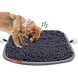 Schnüffelteppich Hunde intelligenzspielzeug Schnüffelteppich Riechen Trainieren Schnüffeldecke...
