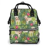 Wickeltasche, Rucksack, multifunktional, Wickeltasche für Mutter, Babytasche, Kinderwagengurte,...