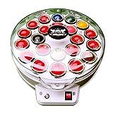 YPYJ Englisch Billardkugel Waschmaschine Kunststoff Automatischer Englischer Snooker 22 Kugel...