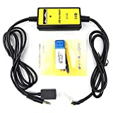 AUX Adapter Direct Fit Car Audio Anti Interferenz Professionelle Mini MP3 Radio Musik 3,5 mm...