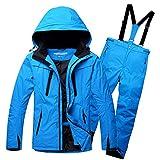 Outdoor Skibekleidung Herrenanzug Winddicht Wasserdicht Warm Atmungsaktiv Furnier Snowboardhose...