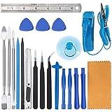 Zacro 21 in 1 ffnungs Werkzeug Opening Pry Tool Kit mit Draht Antistatik Armband