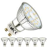 EACLL GU10 LED Neutralweiß 5W Leuchtmittel 535 Lumen 4000K Birnen Ersetzen 50W Halogen Lampen....