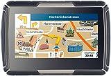 NavGear Motorrad Navigation: TourMate N4, Motorrad-, Kfz- & Outdoor-Navi mit Europa...