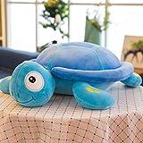Dec0r Home Plüschtier Puppe Paar Schildkröte 40 * 60Cm Blau...