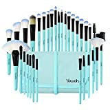 32Pcs Makeup Pinsel set, Kosmetikpinsel Lippen Foundation Eyeshadow Gesicht pinsel Augen pinsel...