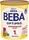 Nestl BEBA OPTIPRO Kindermilch, ab dem 1. Geburtstag, fr eine altersgerechte Ernhrung, Milchgetrnk...