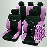 Sonderangebot Sitzbezug Wave pink Schonbezüge Sitzbezugset