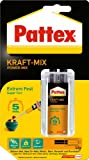 Pattex Kraft-Mix Extrem Fest, extrem starker Epoxidharz Kleber mit hoher Endfestigkeit,...