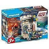 PLAYMOBIL Novelmore 70499 Starter Pack, Für Kinder ab 3 Jahren