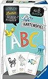 Ravensburger Kinderspiele Lernspiel 80347 - Lernen Lachen Selbermachen: Kartenspiel ABC