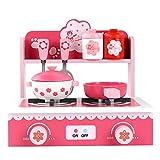 Joycaling Küchenspielzeug Kinderkoch Role Play Set Kinderspielküche Jungen Mädchen Pretend...