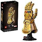 LEGO 76191 Marvel Super Heroes Infinity Handschuh, Avengers Set für Erwachsene mit dem Gauntlet von...