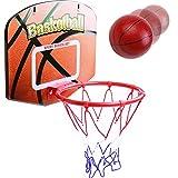 jerryvon Basketballkorb Kinder Mini Basketball Korb Spielzeug mit Ball fürs Zimmer Draußen Drinnen...