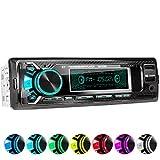 XOMAX XM-R266 Autoradio mit Bluetooth Freisprecheinrichtung I Smartphone Ladefunktion über 2. USB...