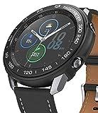 Ringke Air Sports mit Bezel Styling Combo [10 - Black] TPU Case mit Lünette Ring fürs Galaxy Watch...