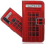 CaseExpert Motorola One Action Handy Tasche, Wallet Case Flip Cover Hüllen Etui Hülle Ledertasche...