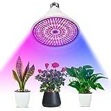DYB Vintage Deckenleuchte Ledwachsen Lampe 8W Vollspektrum fördert Wachstum Topfpflanze...