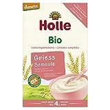 Holle Bio-Babybrei Grieß, 250 g