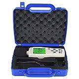Schallpegelmesser, Digitales LCD-Dezibel-Messgerät, Professionelles Audio-Rauschmessgerät AS824,...
