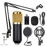 Dasorende Bm800 Professionelle Suspension Mikrofon Kit Studio Live Stream Broadcasting Aufnahme...